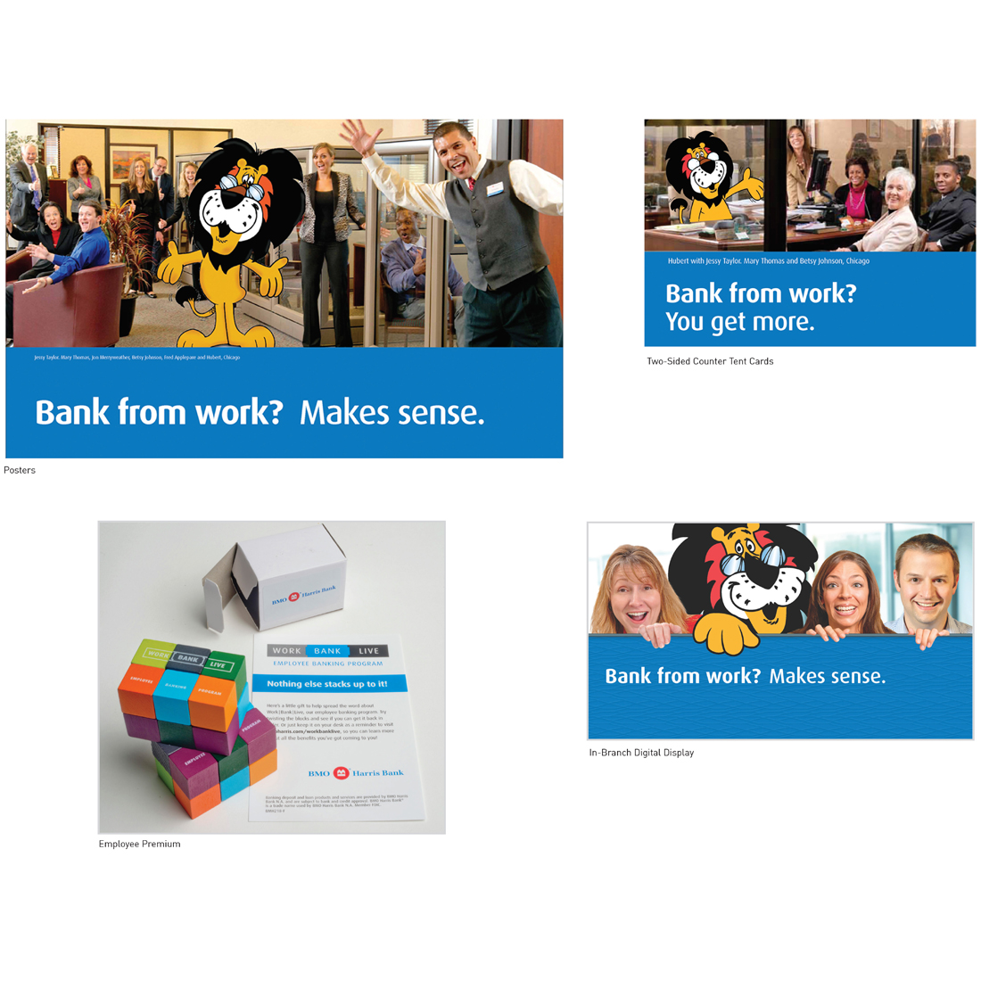 BMO Harris Employee Banking Promotion